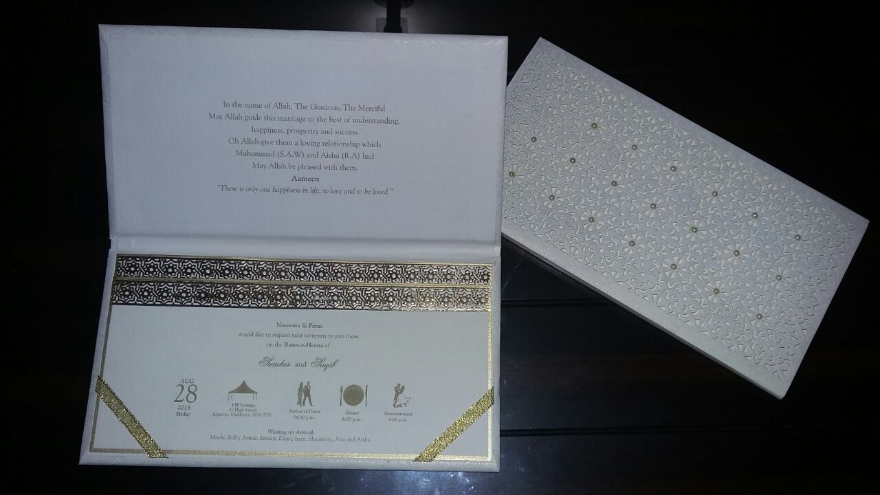 Wedding Cards Karachi Pakistan Uk Usa Dubai 0092 321 8959370 Karachi Pakistan Enic Pk